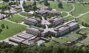 Forschungszentrum Vers-chez-les-Blanc